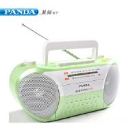 熊猫(PANDA) F-136语言复读机收录机台式磁带磁带录音机收音机播放器播放机英语学习机