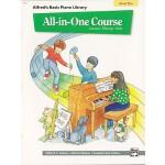 【预订】Alfred's Basic All-In-One Course, Bk 2: Lesson * Theory