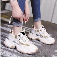 运动鞋女百搭潮款韩版新款超火厚底老爹鞋网红学生跑步鞋