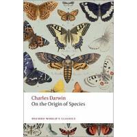 英文原版 论物种起源(牛津世界经典) On the Origin of Species