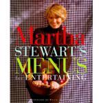 【预订】Martha Stewart's Menus for Entertaining