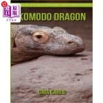 【中商海外直订】Komodo dragon: Amazing Fun Facts and Pictures about