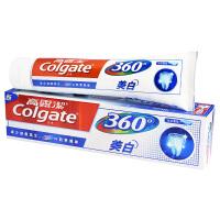 [当当自营] 高露洁 360°全面口腔健康牙膏 美白 200g