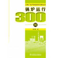 火电厂生产岗位技术问答丛书 锅炉运行300问 简安刚 中国电力出版社
