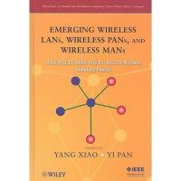 【预订】Emerging Wireless LANs, Wireless PANs, and Wireless MAN