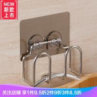 放百洁布菜板不锈钢置物架挂钩 家居家用大全厨房用品用具小百货 图片色