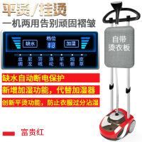 立式蒸汽挂烫机立式家用智能无线熨烫机手持双杆电熨斗挂式显示