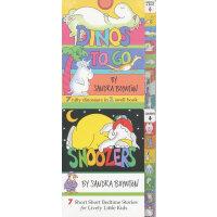Dinos To Go / Snoozers[Boardbook](by Sandra Boynton)《恐龙》、《瞌