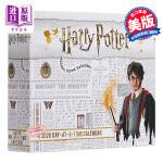 【中商原版】哈利波特2020年历 英文原版 Harry Potter 2020 Box Calendar 文化创意台历