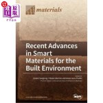 【中商海外直订】Recent Advances in Smart Materials for the Built En