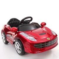 六一儿童节礼物儿童电动车四4轮可坐可骑女宝宝玩具车可坐载人车子充电单人遥控1-2-3周岁