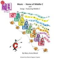 【中商海外直订】Music - Home of Middle C