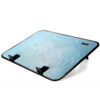 笔记本散热器底座支架电脑散热风扇14寸15.6静音手提游戏本降温垫板排风扇
