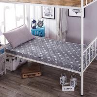 【年货节优选】大学生宿舍床垫子折叠加厚上下铺寝室单人床0.9m软床褥1.0m1.2米