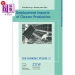 【中商海外直订】Employment Impacts of Cleaner Production
