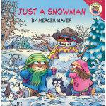 Little Critter: Just a Snowman 小怪物:堆雪人 ISBN9780060539474