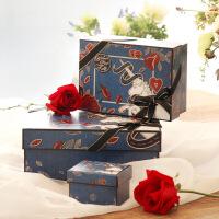 礼品盒包装盒 大号小号独角兽礼盒长方形圆形精美简约礼物盒生日礼盒礼品袋创意实用送女朋友情人节