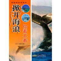 中小学生阅读系列之奥秘就在你身边--掀开海浪你看不看(四色印刷) 蒲水平,王海龙 安徽人民出版社