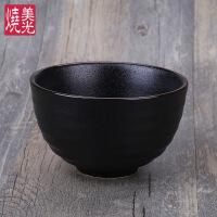 创意陶瓷碗家用米饭碗小汤碗特色陶瓷餐具日韩式餐厅酒店餐具