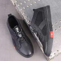 【领券下单立减120元 到手价:135元】宜驰 EGCHI 休闲运动户外时尚耐磨舒适男士皮鞋子 DH88001