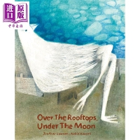 【中商原版】Nahid Kazemi:在屋顶上,在月光下 Over the Rooftops, Under the M