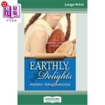 【中商海外直订】Earthly Delights: A Corinna Chapman Mystery (16pt L