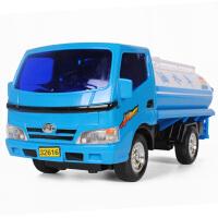 儿童玩具车清洁车小孩宝宝男孩3-6岁大号洒水车可洒水会喷水2罐车