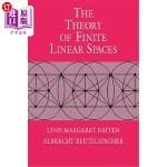 【中商海外直订】The Theory of Finite Linear Spaces: Combinatorics o