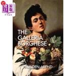 【中商海外直订】The Galleria Borghese