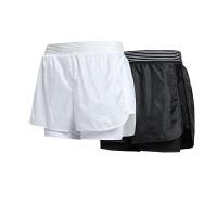 【网易严选 限时抢】Yessing女式假两件运动短裤