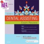 【中商海外直订】Mosby's Dental Assisting Exam Review