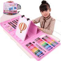 儿童文具套装学习礼品小学生画画用品画笔小男女孩幼儿园水彩笔小孩子生日创意新生入学礼物一年级开学