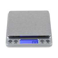 厨房秤电子称0.1g精准量称烘焙秤迷你家用食物称计量器具克称 烘焙称