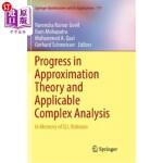 【中商海外直订】Progress in Approximation Theory and Applicable Com