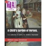 【中商海外直订】A Child's Garden of Verses.: Is a Collection of Poe