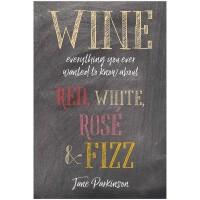 【预订】【特惠包邮】Wine 葡萄酒:你想知道的关于红酒、白酒、玫瑰和起泡酒的一切 英文原版餐饮