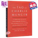 【中商原版】查理・芒格的投资思想 英文原版 Tao of Charlie Munger 金融投资 David Clar