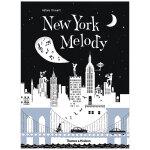 【T&H】Helene Druvert纸雕艺术儿童书 New York Melody 纽约旋律 英文原版