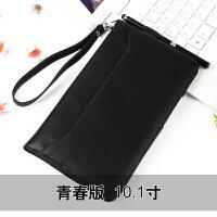 华为M3平板电脑8.4英寸青春版保护皮套10.1手机壳8寸全包 华为M3青春版 10.1寸黑色
