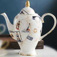英���L情咖啡杯�W式骨瓷咖啡杯套�b套�b家用下午茶花茶