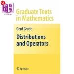 【中商海外直订】Distributions and Operators