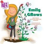 【中商海外直订】Emily Grows