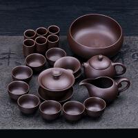 功夫茶具套装家用办公茶壶盖碗茶杯泡茶器整套