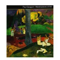 [Masterpieces of Art] Paul Gauguin ,保罗高更 英文原版艺术绘画画册图书