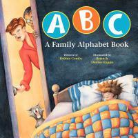 【预订】ABC a Family Alphabet Book