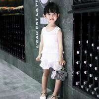 20180828125640024女童连衣裙夏装儿童的公主裙2018新款韩版宝宝裙子小女孩童装