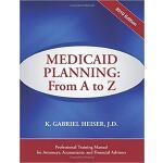 【预订】Medicaid Planning: A to Z (2019 Ed.) 9781941123102