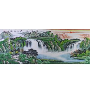 中国美协会员,中国书协会员 侯桂峰(旭日东升)10