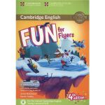 Fun for Flyers Student's Book with Online Activities with A