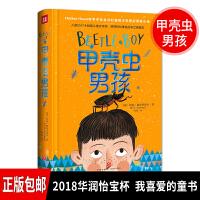 正版新书 甲壳虫男孩 畅销书籍 童书 儿童文学 甲壳虫男孩一个人类生死存亡的紧要关头,看勇敢的少年如何率领甲壳虫大军创造